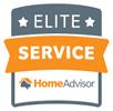 HomeAdvisor Elite Service contractor