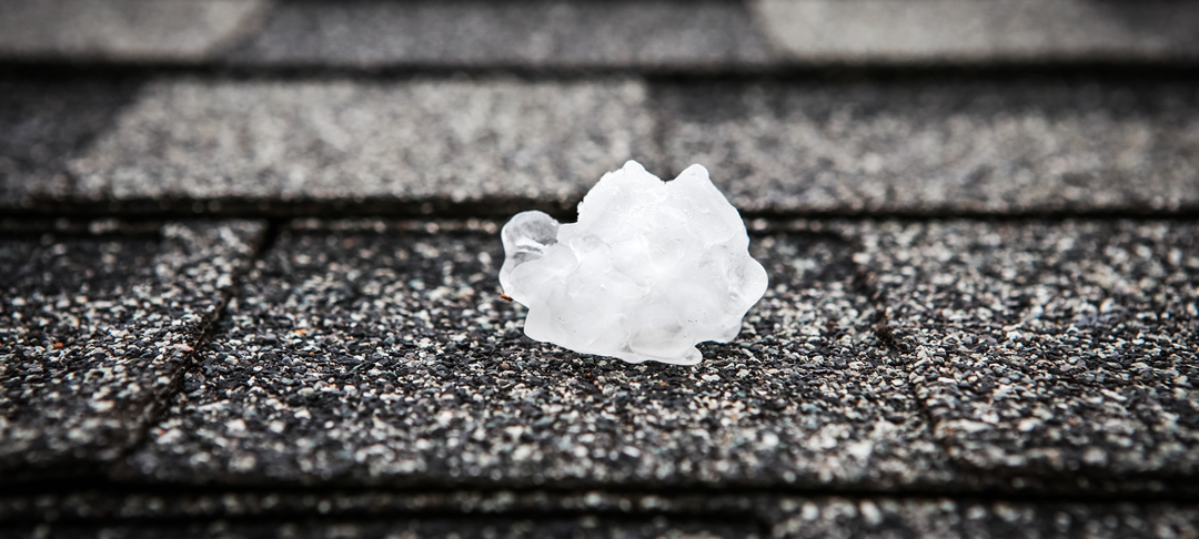 How to check your roof for hail damage