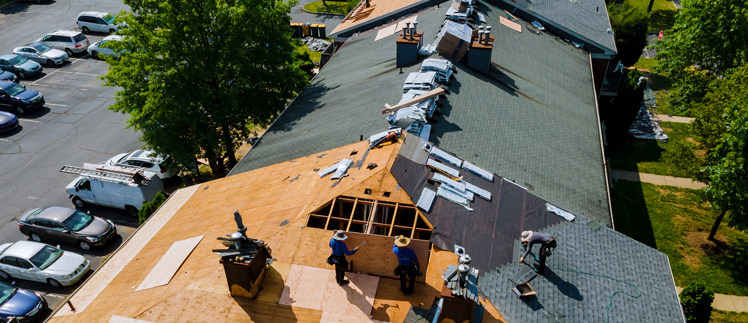 Tips for HOAs and Roof Replacements